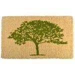 Zerbino in cocco albero