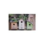 Zerbino da interno decorato uccelli